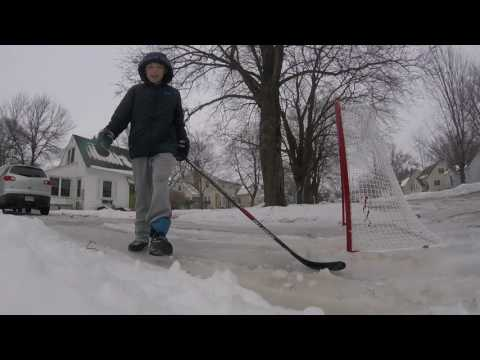 Hockey with Bauer Supreme S 170