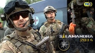 Operation Salamandra 2014 - milsim ASG (part.1)