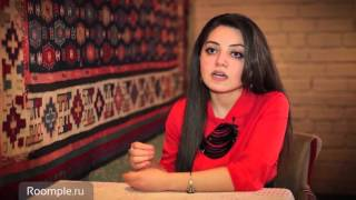 Roomple | Рассказы о Родине. Рузанна Шахназарян, ТВ-журналист