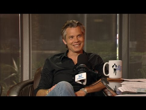 "Actor Timothy Olyphant of Netflix's ""Santa Clarita Diet"" Joins The RE Show in Studio - 3/13/17"