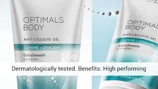 31317 - Optimals Body Anti-Cellulite Gel – Caffeine + Lotus Leaf Mp3