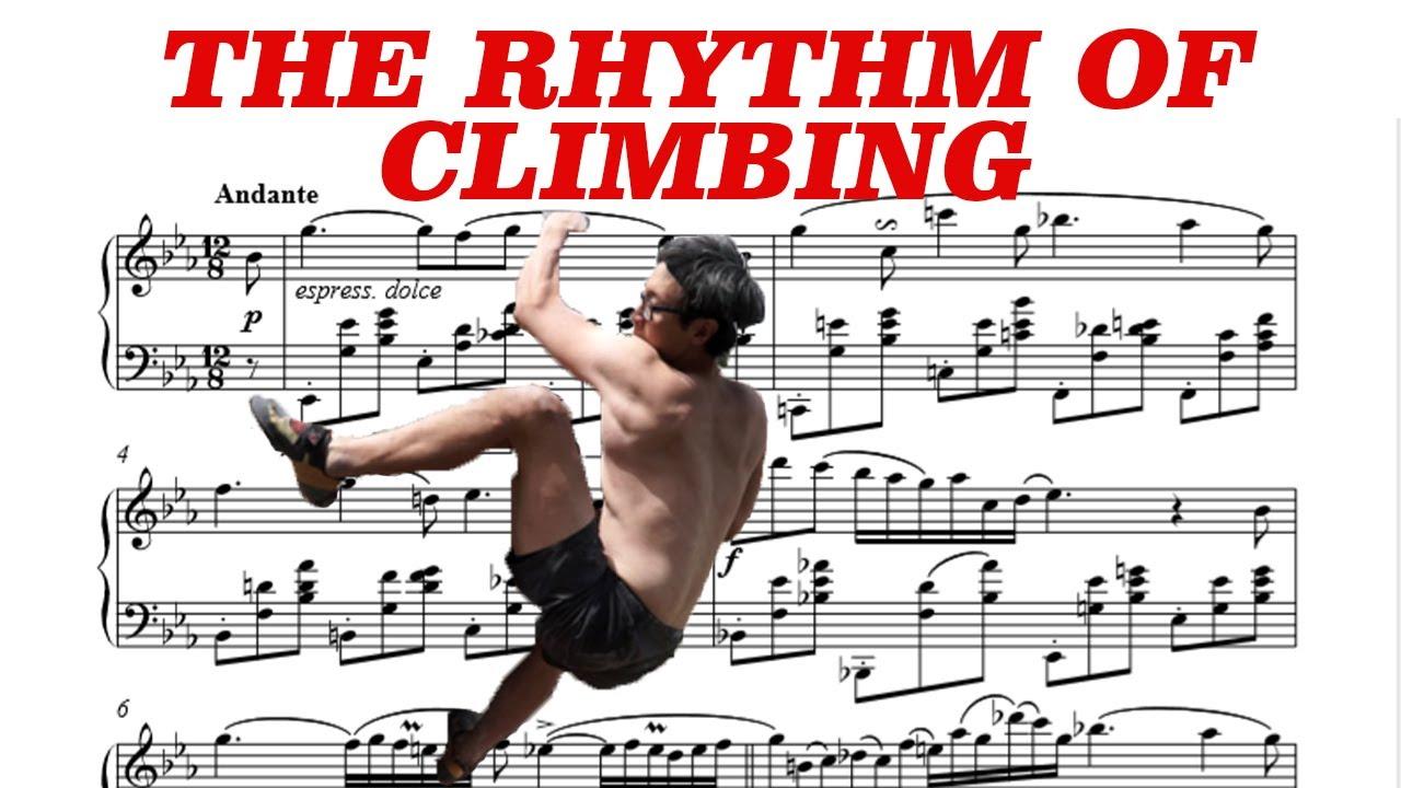 The Rhythm of Climbing 🎵