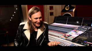 "David Guetta: ""We laughed like crazy recording 'Lovers On The Sun'"""