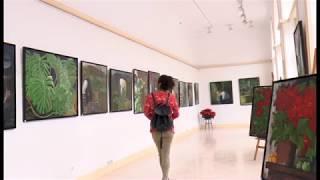 Exposición de Pintura de Enie Karlsson