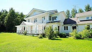 Дом из бруса для большой семьи на прилесном участке в поселке Согласие-1| Мнение эксперта