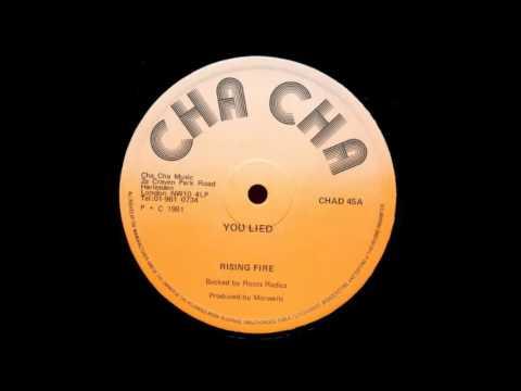 ReGGae Music 714 - Rising Fire - You Lied [Cha Cha]