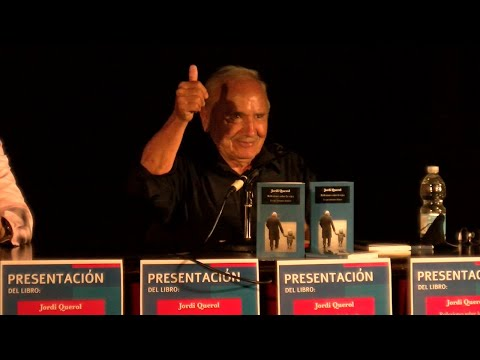 Cartaya Tv   Jordi Querol presenta en El Rompido su libro, 'Reflexiones sobre la Vejez'