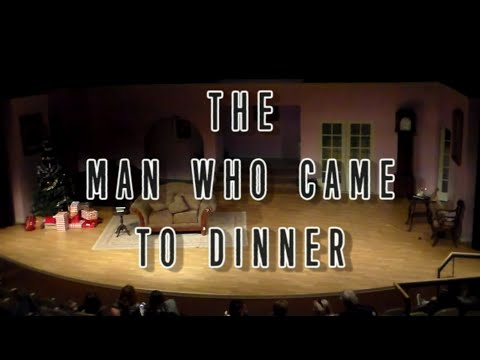 The Man Who Came To Dinner   Cast B