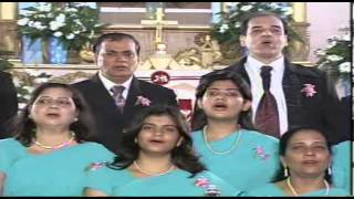 Christmas 2012 at Shrine Our Lady Of Remedies Church, Remedy, Vasai.