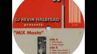KEVIN HALSTEAD - MIX MASTA - HARD HOUSE