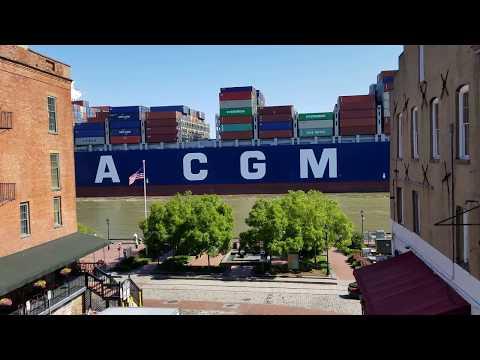 Savannah Shipping