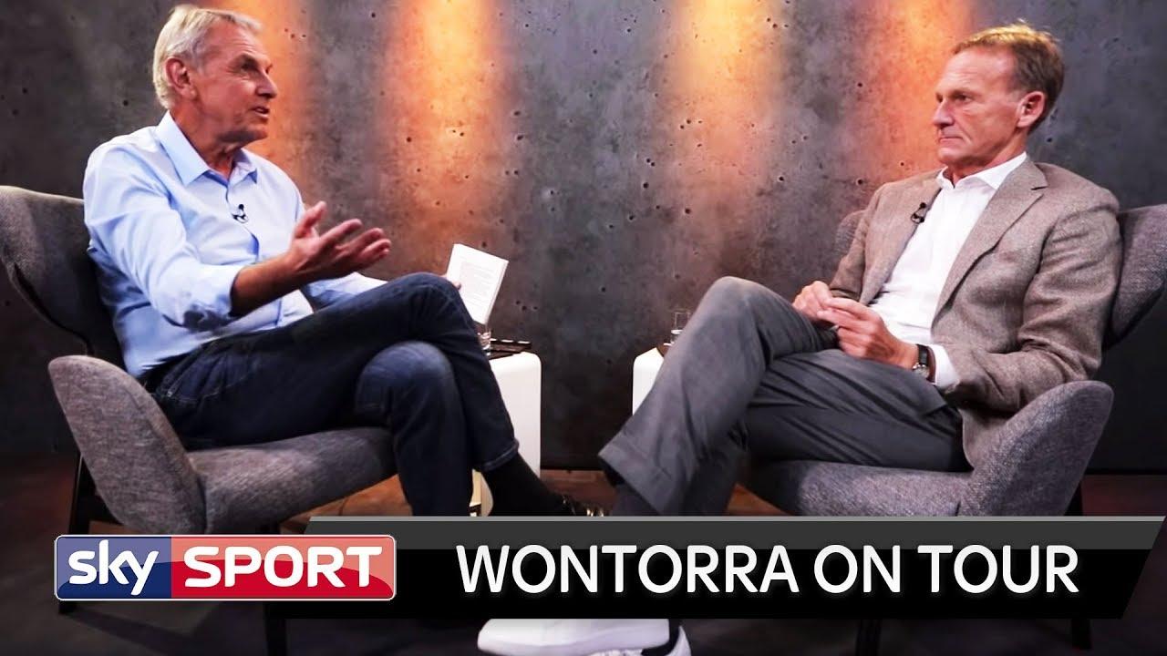 BVB-Boss Hans-Joachim Watzke über Mats Hummels & Coutinho-Transfer | Wontorra On Tour
