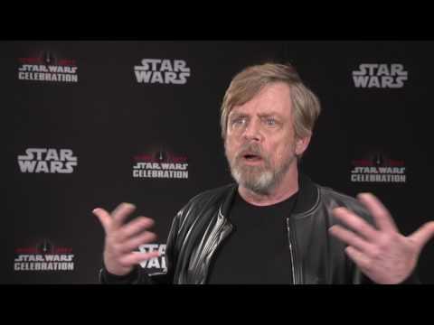 "Star Wars Celebration 2017: Mark Hamill ""Luke Skywalker"" Movie Panel Interview"