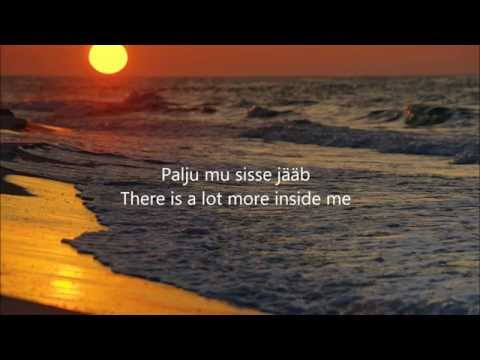 Mari Pokinen - Paradiis (English subtitles)