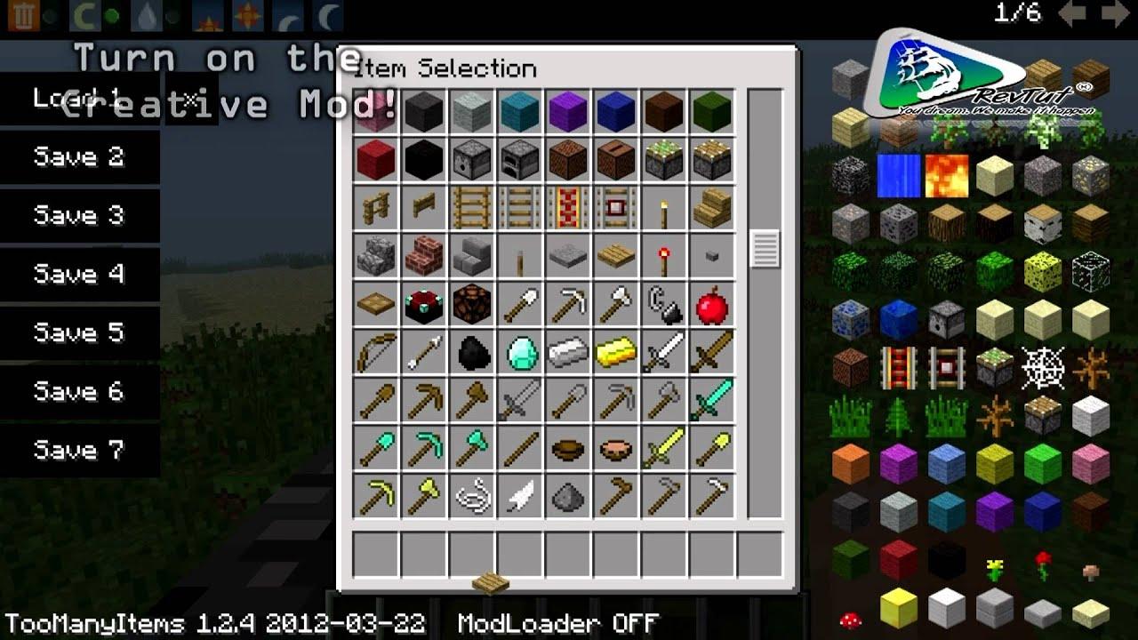 minecraft modloader 1.7.2