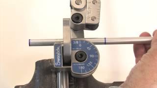 Bending High Pressure CNG Fuel Lines