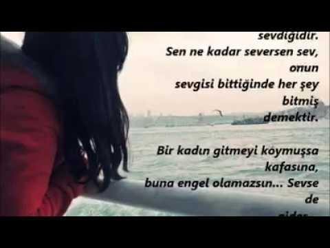 Kahraman Tazeoğlu - Bir kadını anlamak