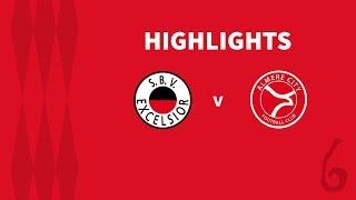 Samenvatting Excelsior - Almere City FC (13-09-2019)