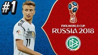 Download Video FIFA 18 World Cup Mode (Jerman) #1 - Babak Grup Piala Dunia 2018! MP3 3GP MP4