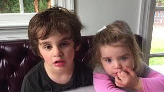 "My Kids React: ""Mowgli"" Trailer (Jungle Book Sequel) | Perez Hilton"