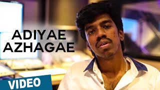 Download Hindi Video Songs - Adiyae Azhagae Official Making Video | Oru Naal Koothu | Justin Prabhakaran | Sean Roldan