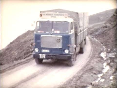 1974 London to Bagdad - Volvo F88 EuropaTrans for Asian Transport