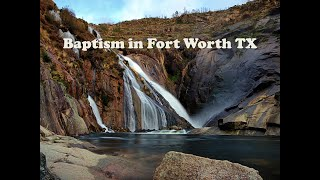 Baptism 21 Dec 20