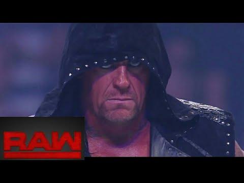 Raw- 5 february 2018 undertaker vs rey mysterio full match   