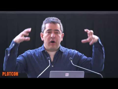 PLOTCON 2016: Fernando Perez, The architecture of Jupyter