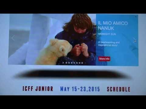 Italian Contemporary Film Festival Junior 2015