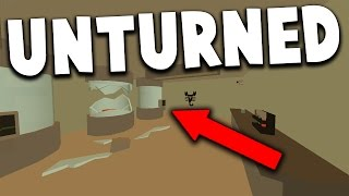 Unturned Washington 3.18.7.0: How To Make A Glitch Base In Scorpion-7