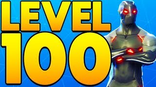THIS SKIN COSTS $100 - NEW OMEGA SKIN LEVEL 100 - Fortnite Battle Royale