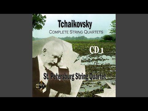 String Quartet No. 1 in D Major, Op. 11: I. Moderato e semplice