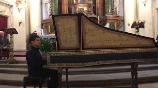 Johann Sebastian Bach (1685-1750). Variaciones Goldberg BWV 988: Adagio da capo.