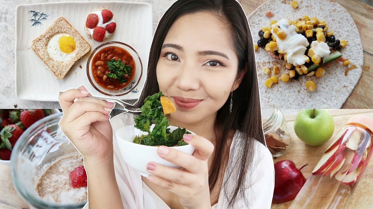 Healthy Lunch Ideas Philippines Easy Affordable Diet 300 To 400 Calories Youtube