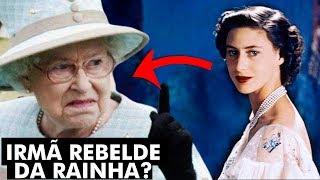 A vida trágica da princesa Margaret, a jovem irmã da rainha Elisabeth
