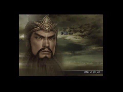 Dynasty Warriors 5, Musou Mode, Guan Yu (Hard)