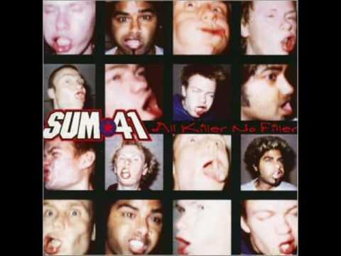 Sum 41 All Killer No Filler