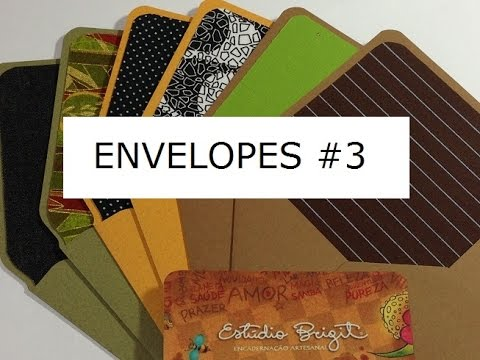 Envelopes #3 - VIDEO