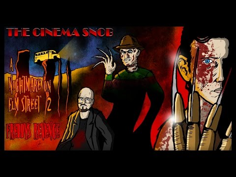 The Cinema Snob: A NIGHTMARE ON ELM STREET 2: FREDDY'S REVENGE