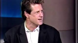 Brian Wilson on Late Night With David Letterman (1988) YouTube Videos