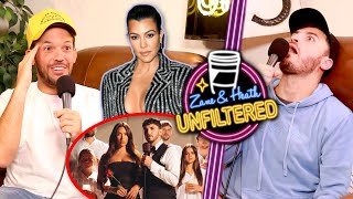 Kourtney Kardashian Surprised Uṡ on Set - UNFILTERED #48