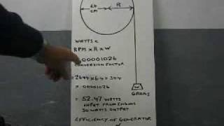 RHOMBIC DRIVE STIRLING ENGINE, PART FIVE