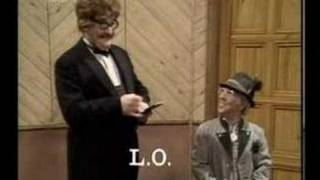 The Two Ronnies - Swedish Made Simple