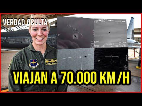 Los PILOTOS HABLAN!!!! Los OVNIS VIAJAN a 70.000 KM/H