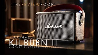 Marshall Kilburn II Bluetooth Speaker - REVIEW