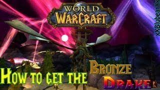 Wow - How to get the Bronze Drake - Solo Guide!