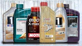 Olej 0W40 Test Zimna -30°C Mobil 1 0W40, Motul 0W40, Castrol 0W40, Addinol 0W40, Rowe 0W40