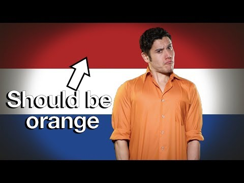 Flag/ Fan Friday NETHERLANDS (Geography Now!)