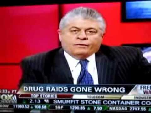 Utah Police Drug Raid Video showing the murder of an innocent homeowner.